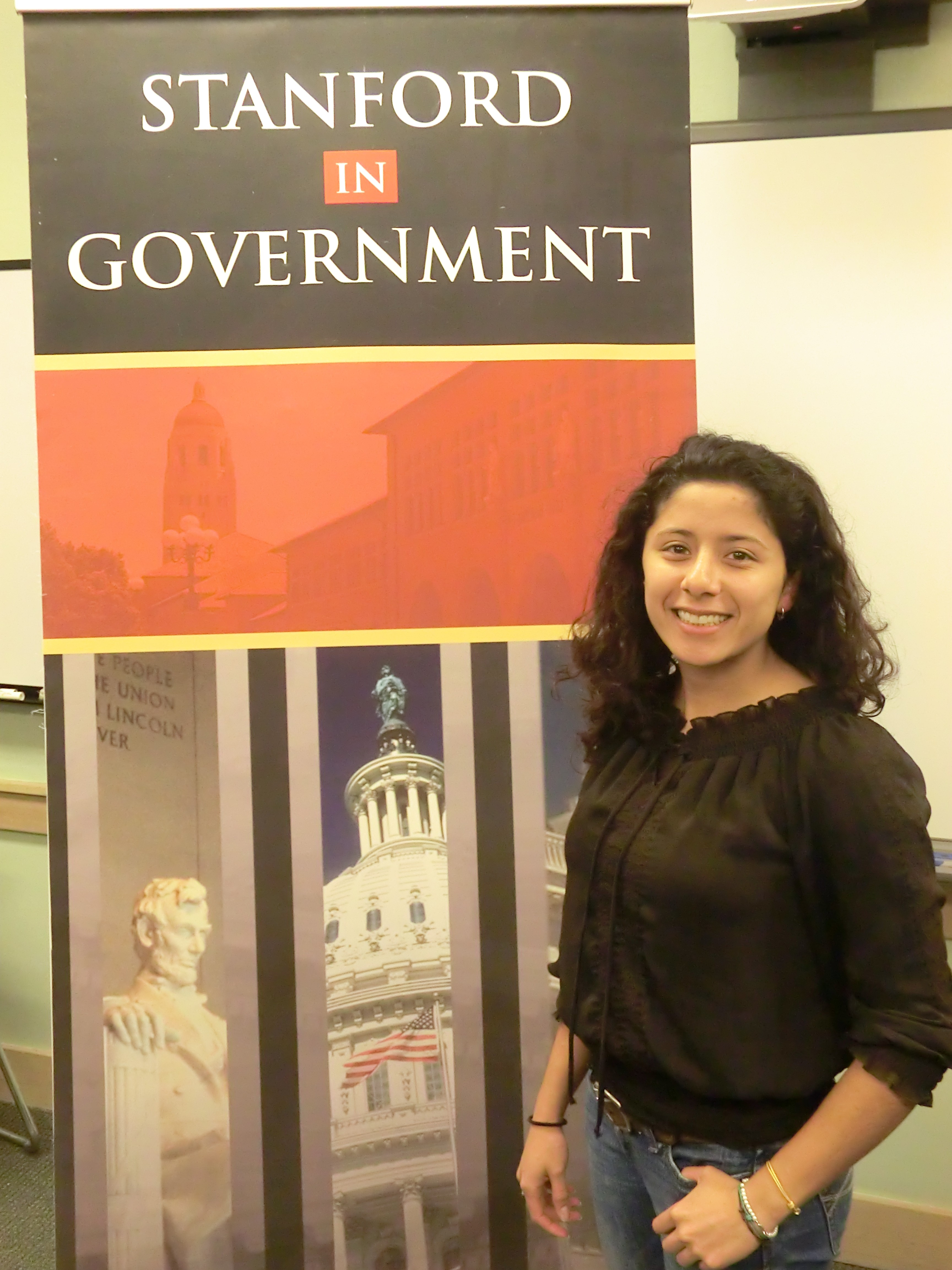 Lina Hidalgo Expansion Planning Stanford In Government